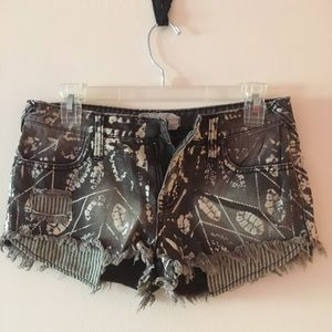 FP Bleached Shorts